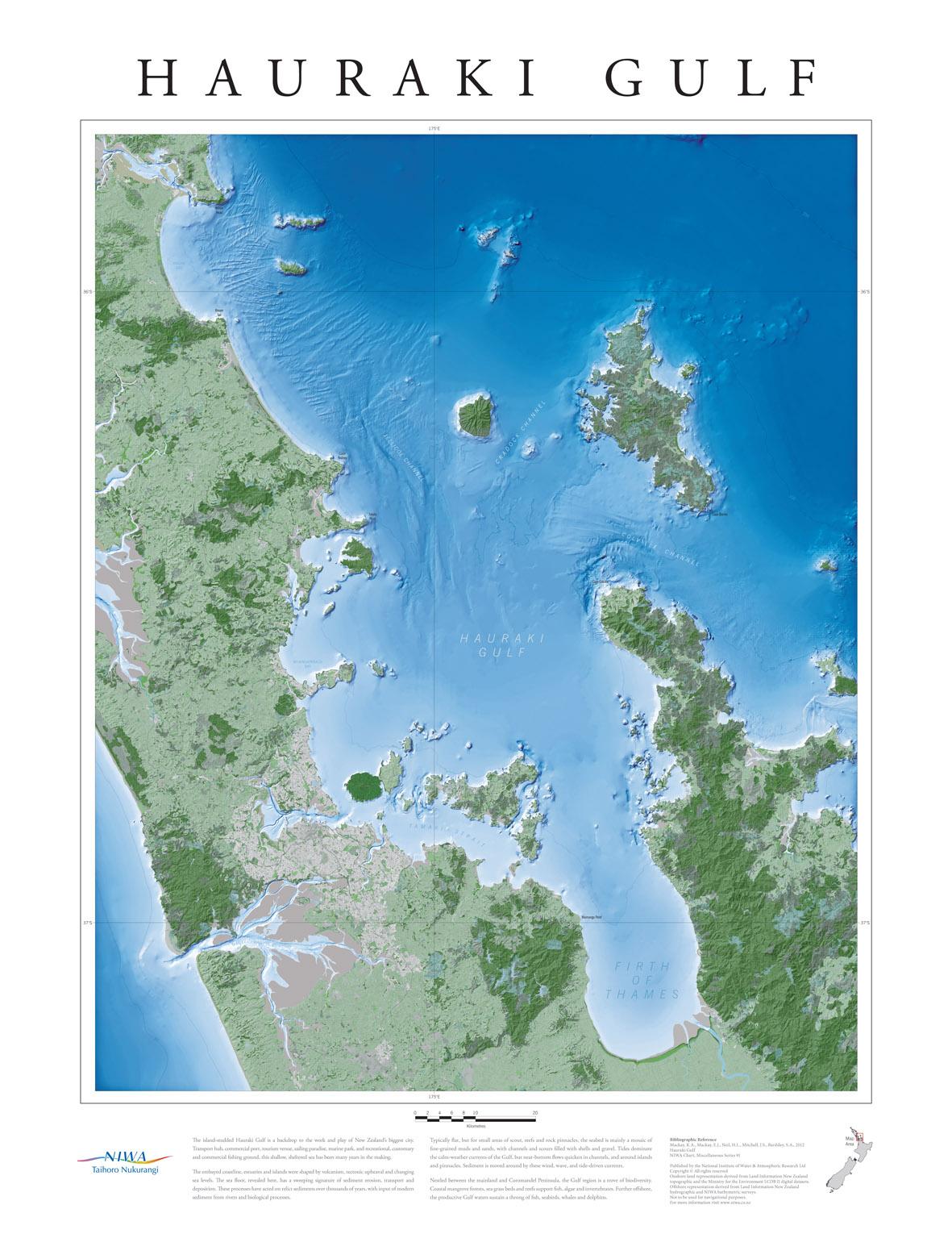 Hauraki Gulf NIWA