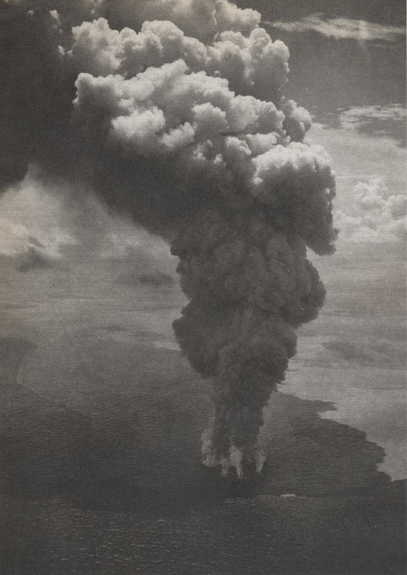 Explosive research sheds light on volcanic tsunami