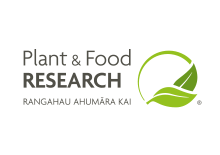 Plant & Food Research logo