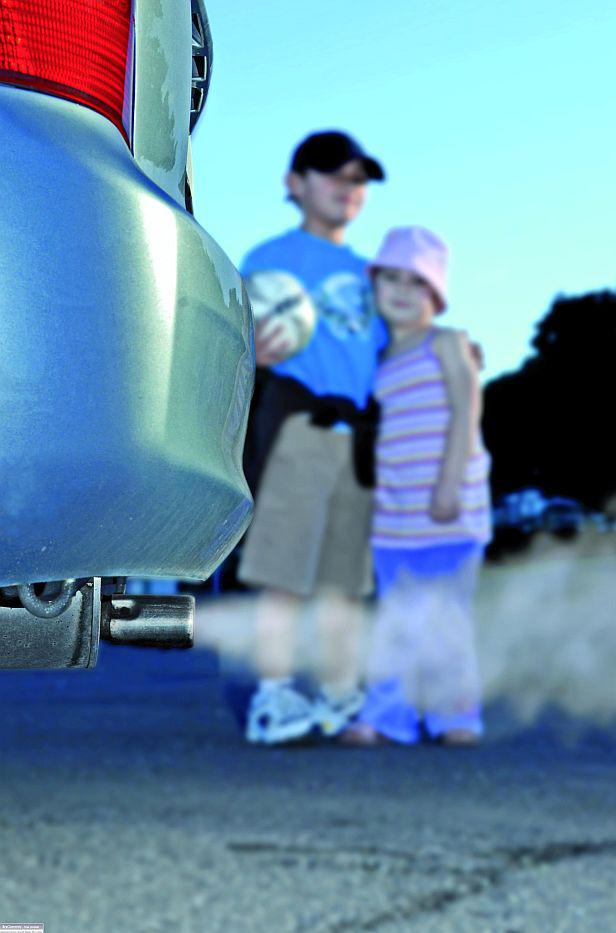 Uptech Nz Ultrafine Particles From Traffic Emissions And