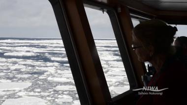 SAFE PASSAGE: Ice Pilot's critical mission