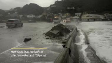 David Wratt - How is sea level rise likely to affect us in the next 100 years?