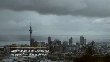 David Wratt - What changes in weather can we expect from climate change?