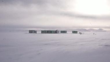 Researching NIWA's Antarctic sea ice