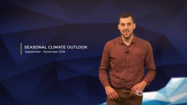 NIWA Seasonal Climate Outlook: September - November 2016