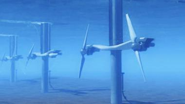 Current conversion - tidal and wave energy in New Zealand