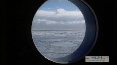 IPY-CAML voyage to Antarctica