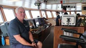 Evan Solly - the last voyage