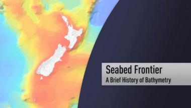 Seabed Frontier: A Brief History of Bathymetry