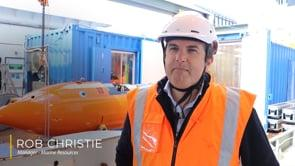 Rob Christie  - Manager of NIWA's marine resources