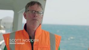 Scott Nodder - Marine geologist