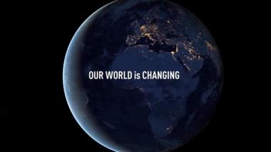 Our World is Changing