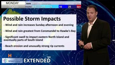 Tropical Cyclone Pam: Update 13 March