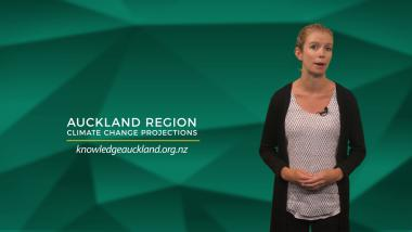 Auckland region climate change projections and impacts | Auckland Council