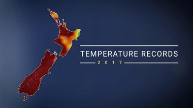 NIWA 2017 Annual Climate Summary